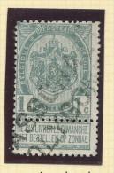 Griffe D´Origine / De Gare Sur Timbre-Poste Armoirie - BRASSCHAET POLYGONE -- WW151 - Poststempel