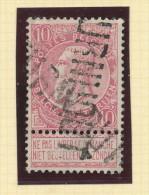 Griffe D´Origine / De Gare Sur Timbre-Poste Fine Barbe - TURNHOUT  -- WW160 - Poststempel