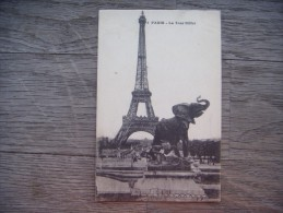La Tour Eiffel. - Tour Eiffel