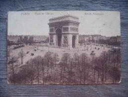 Arc-de-Triomphe. - Arc De Triomphe