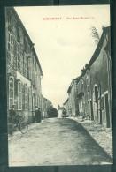 BOURMONT -- Rue Saint Nicolas - Fax123 - Bourmont