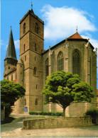 Münnerstadt - Stadtpfarrkirche Sankt Maria Magdalena - Deutschland