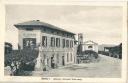 ERBUSCO Albergo Mordenti Francesco - Brescia