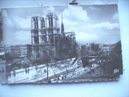 Frankrijk France Frankreich Notre Dame De Paris - Notre-Dame De Paris