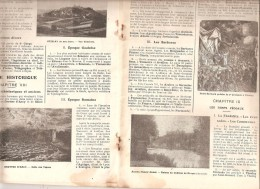 GEOGRAPHIE SCOLAIRE DE L'YONNE AVEC COMPLEMENT D'HISTOIRE LOCALE REF 42325 - Libri, Riviste, Fumetti
