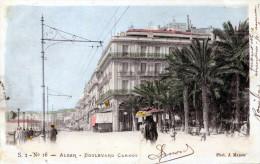 Alger. Boulevard Carnot