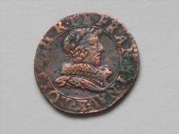 Double Tournois LOUIS XIII 1631 - **** EN ACHAT IMMEDIAT ***** - 1610-1643 Louis XIII Le Juste