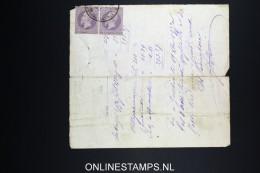 Italy: Marca Da Bollo / Document 1877 - Steuermarken