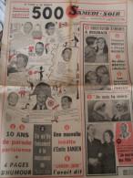 PIERRE DAC /ROUBAIX SUBSTITUTION D ENFANT /GEORGES BRASSENS PATACHOU /