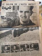 SALON AUTOMOBILE  1955 /MAROC BEN ARAFA /TALISSIEU AIN / RADAR