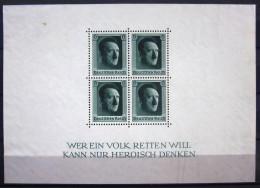 Allemagne   3° Reich        BF 8              NEUF** - Blocks & Kleinbögen