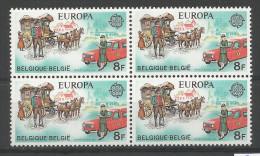 TP DE BELGIQUE  N°  1930 EN BLOC DE 4  NEUF SANS CHARNIERE - Unclassified