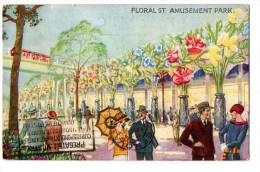 BRITISH EMPIRE EXHIBITION 1924 - FLORAL AMUSEMENT PARK - C518 - Unclassified