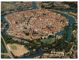 (4190) Germany - City Of Lobeck With Sport Stadium - Stadions
