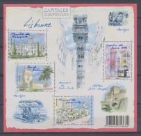 2009 France  BLOC FEUILLET  N°4402  Lisbonne YB4402 - Sheetlets
