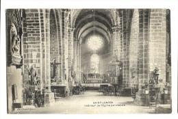 cp, 87, Saint-Junien, Int�rieur de l'Eglise paroissiale, voyag�e