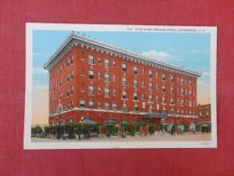 South Carolina> Greenwood  Oregon Hotel   ---ref 1735 - Greenwood
