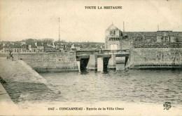 1047 - Entrée De La Ville Close - Concarneau