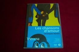 LES CHANSONS D'AMOUR  FILM DE CHRISTOPHE HONORE  COLLECTION TELERAMA - Comedias Musicales