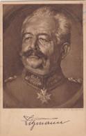 1915 D. Reich, MILITARIA, BESSERE Wohlfahrtskarte, Ostpreussenhilfe,  Oberst Litzmann. MK