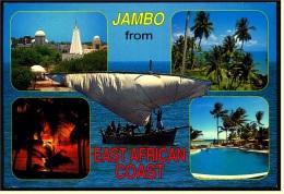Kenia  -  East African Coast  -  Ansichtskarte Ca.2002    (4212) - Kenia