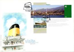 Portugal Madeira / Europa 2012 / FDC - 2012