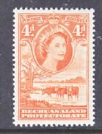 BECHUANALAND  158  ** - Bechuanaland (...-1966)