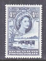 BECHUANALAND  159  ** - 1885-1964 Bechuanaland Protectorate