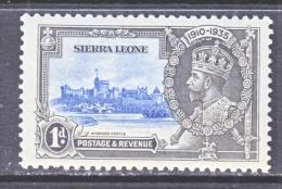SIERRA LEONE  166  * - Sierra Leone (...-1960)