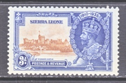 SIERRA LEONE  167   * - Sierra Leone (...-1960)
