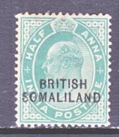 BRITISH SOMALILAND  21  * - Somaliland (Protectorate ...-1959)