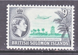 BRITISH SOLOMON ISLANDS  98  *  GUADAL CANAL - British Solomon Islands (...-1978)