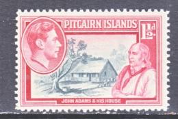 PITCAIRN ISLANDS  3  * - Pitcairn Islands