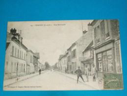 78) Trappes N° 95 - Rue Nationale   - Année  - EDIT - Huguet - Trappes