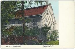 4784 New York Old Dutch Homestead Newtown Long Island - Long Island