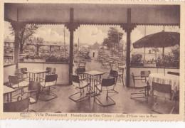 VILLE-POMMEROEUL : Hostellerie Du Gros Chêne - Jardin D'hiver Vers Le Parc - Bernissart