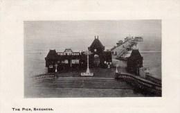 Postcard - Skegness Pier, Lincolnshire. D714/1230 - Otros