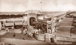 Postcard - Skegness Pier, Lincolnshire. 106A - Otros