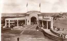 Postcard - Skegness Pier, Lincolnshire. G.4672 - Otros