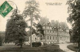 C3203 Cpa 61 Pouvrai Par Igé - Le Château - France