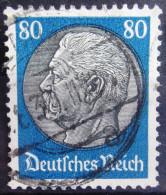 ALLEMAGNE     3° Reich            N° 497A                OBLITERE - Usati