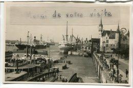 - 214 -ANVERS  - Antwerpe - Embarcadère, Port, Comme Neuve, Non écrite, Glacée, Splendide, TTBE, Scans.. - Antwerpen