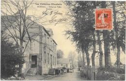SORNAC  Cpa(19)    Hotel De Ville  - Ecoles Et écoliers   @@BELLE ANIMATION-TRES RARE@@ - France