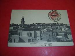 Tanger  Iglesia Catolica - Tanger