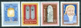 Mongolia 1962 Genghis Khan MNH** - Lot. 3425 - Mongolia