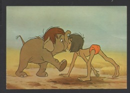 DF / DISNEY / MOWGLI ET L'ELEPHANTEAU - Disney