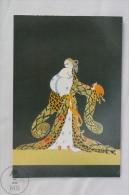 ERTE - Rigoletto (Private Collection) - From Erte, 20 Beautiful Colour Postcards 1994 - Advertising