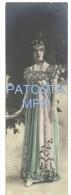 3673 ARTIST CLEO DE MERODE 1875 - 1966 FRANCE DANCER OPERA PHOTOGRAPHER REUTLINGER POSTAL POSTCARD - Künstler