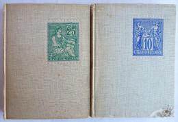 2 LIVRES ROMAN VRAI DE LA III� REPUBLIQUE - LA BELLE EPOQUE & LA JEUNESSE DE MARIANNE - G GUILLEMINAULT DENOEL 1957-58