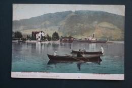 AUTRICHE  KANNER AM ATTERSEE - Österreich